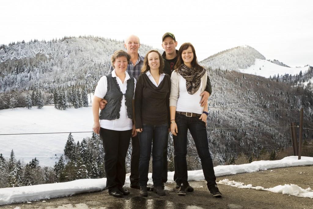 Familie Stucki